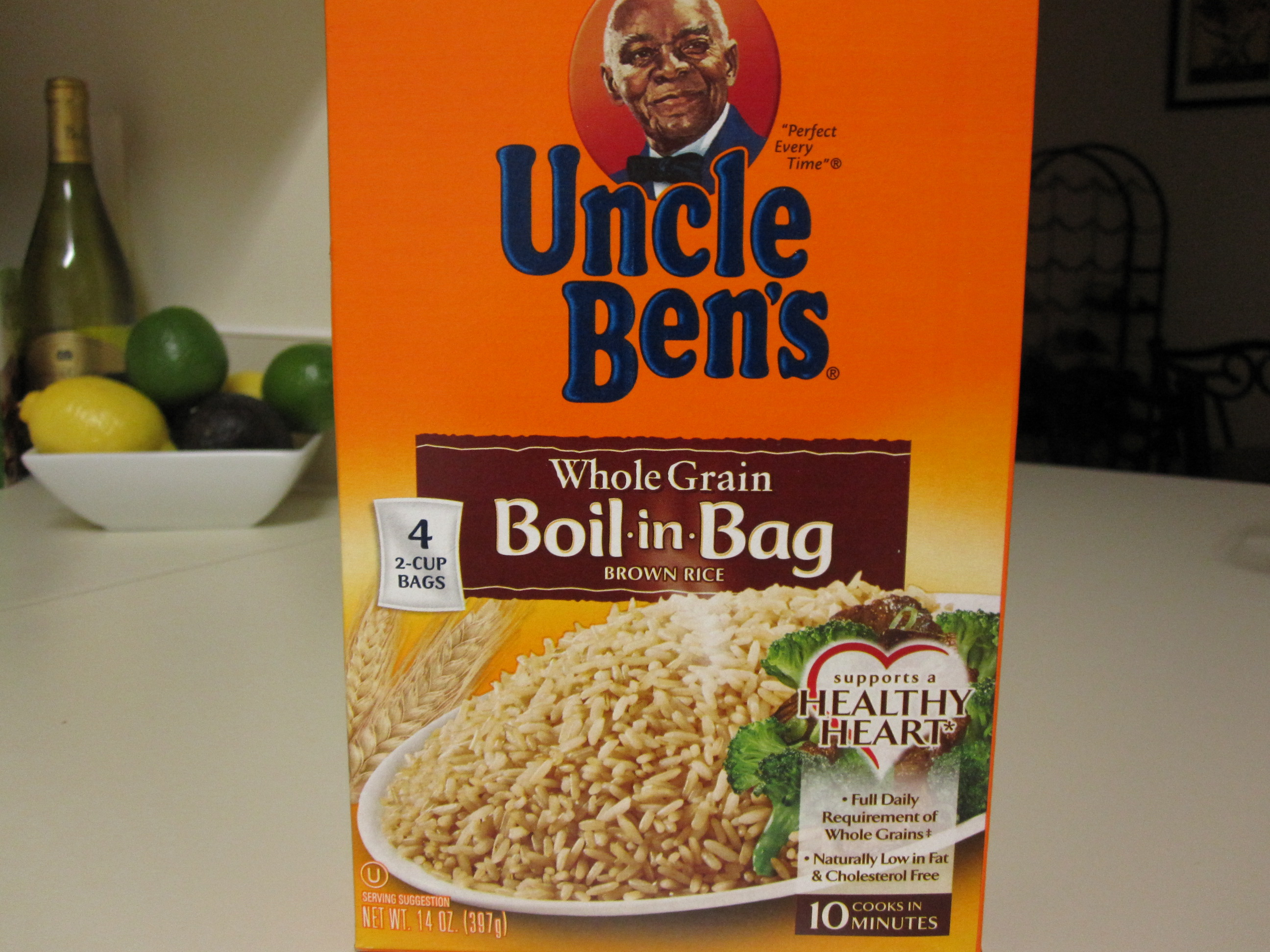 how to cook uncle bens rice in the microwave